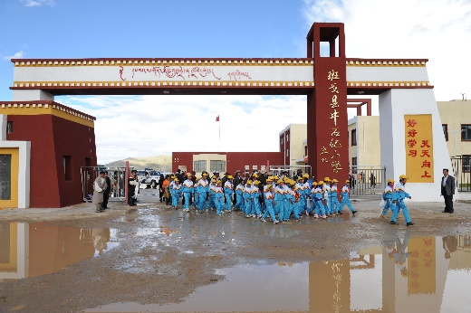 中国石化开展全方位、多层次援藏工作